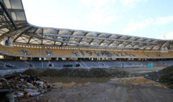 «OPAP Arena»: Ο Ναός της ΑΕΚ παίρνει την τελική του μορφή με τη σφραγίδα του Μελισσανίδη