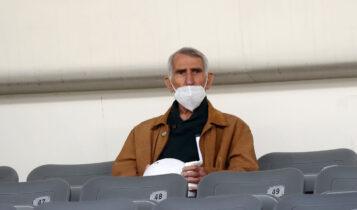 ΑΕΚ: Δεν θα βραβευθεί σήμερα από την ΚΑΕ ο Σεραφείδης -Ξαφνικό πρόβλημα υγείας