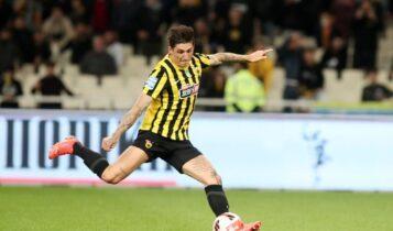 Κρέσε για Τσούμπερ: «Το deal με την ΑΕΚ ήταν win-win για όλες τις πλευρές»