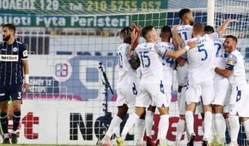 Super League: Σπουδαίο διπλό για τον Ιωνικό, 0-2 τον Ατρόμητο