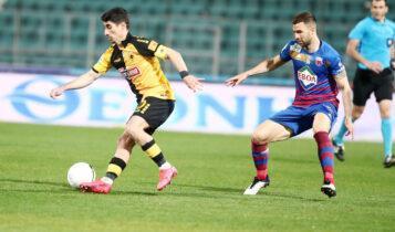ΑΕΚ: Οι... εφιάλτες στο Πανθεσσαλικό -Επτά ήττες στα τελευταία 10 ματς!