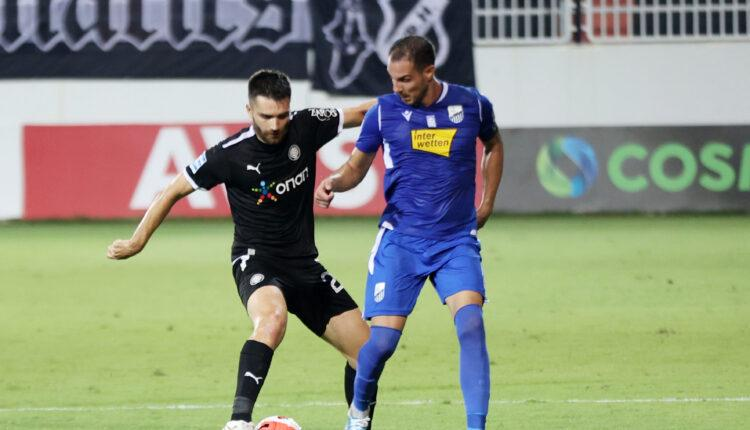 Εμειναν στο 0-0 ΟΦΗ και Λαμία στο Ηράκλειο