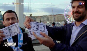 Οι οπαδοί της Μαρσέιγ τύπωσαν πετροδόλαρα με το πρόσωπο του Μέσι