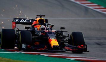 Formula 1: Θρίαμβος Φερστάπεν στο Τέξας