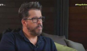 Βαρθακούρης: «Αδιαφορώ ως τηλεθεατής για το Big Brother που παρουσίαζα» (VIDEO)