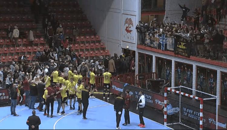 ΑΕΚάρα και στη Γαλλία-Τεράστια νίκη (26-27) επί της Νιμ!