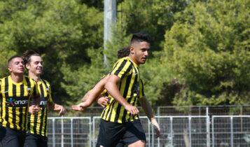 Γιαματζίδης: Ο αμυντικός της Κ17 της ΑΕΚ αγωνίστηκε στην νίκη της Εθνικής Κ17 επί της Κύπρου (ΦΩΤΟ)