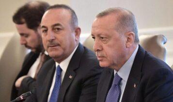 Τουρκία: Ο Τσαβούσογλου απείλησε τον Ερντογάν με παραίτηση (VIDEO)