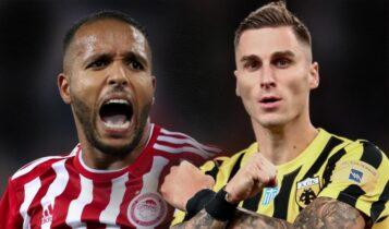 «Το πρωτάθλημα θα κριθεί μεταξύ ΑΕΚ και Ολυμπιακού στα πλέι οφ» (VIDEO)