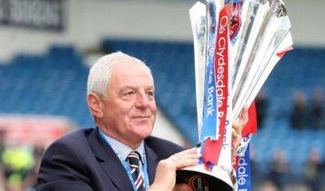 Γουόλτερ Σμιθ: Πέθανε ο θρυλικός προπονητής της Σκωτίας