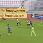 Ο Μαρκ Κλάτενμπεργκ είναι εχθρός της ΑΕΚ: Είδε «κίτρινη» στην κουτουλιά του Γκρίλο! (VIDEO)