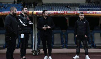 Αρης: Ο Καρυπίδης θέλει να κάτσει στον πάγκο με την ΑΕΚ